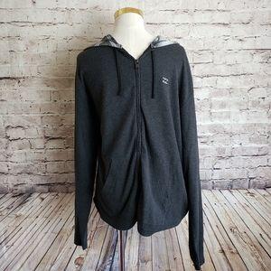 Men's Billabong Zip Up Hooded Jacket
